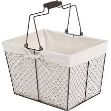 New style baskets