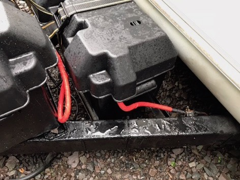 Getting Roadworthy: Installing the Right Batteries