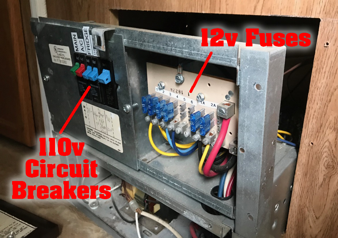 Massive Electrical Project, Part 2: Extending the 12v System