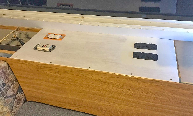 Massive Electrical Project, Part 1: Extending the 110-Volt System