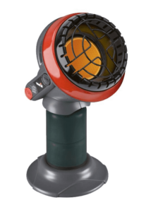 "My Mr. Heater ""Little Buddy"" portable propane heater"