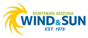Northern Arizona Wind & Sun logo