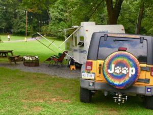 Mountainview Campground, NJ