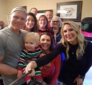 A fun family Christmas