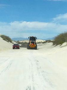 Milestones: White Dunes National Monument