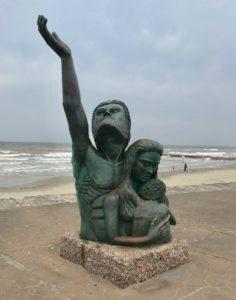 Milestones: Galveston Hurricane of 1900 Memorial
