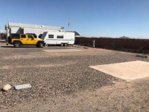 Milestones: Lonely Camp Site