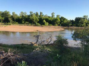 Milestones: Colorado River Campground