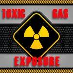 Toxic gas exposure graphic
