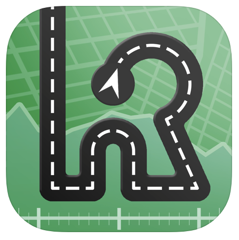RV Apps: InRoute logo