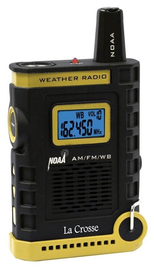 Weather Radio: Lacrosse Technologies