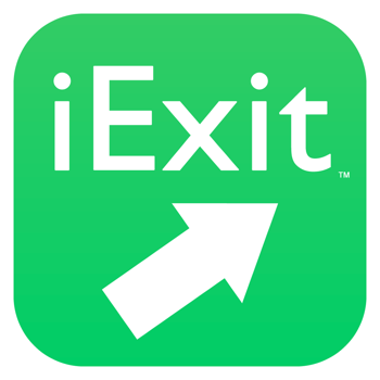 Road Apps: iExit logo